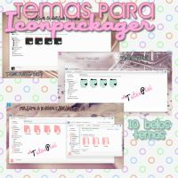 Temas para iconpackager by iBeHappyRawr