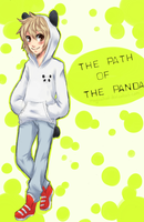 The Path Of  The Panda by Magicalcat
