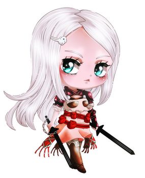 :PC: Chibi Ritz by Suesanne
