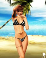 Final Summer: Justine by Supro3D