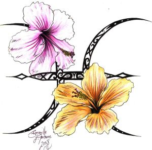 Tattoo Designs With Zodiac Tattoos Specially Pisces Tribal Tattoo Arts Picture 5