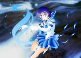 Eternal Sailor Mercury by AquaRing