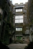 Berry Pomeroy Castle 7 GothicBohemianStock by OghamMoon