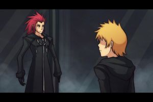 KH 358-2 Days anime preview by cherlye