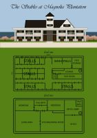 MP Stable Floorplan by sweetbay