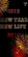 New Year , New Life by crazy4demi
