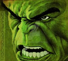 Mean and Green by GraphixRob