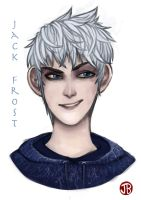 Jack Frost Portrait by Esperage
