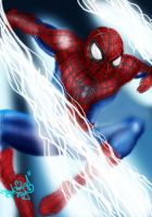 The Amazing Spider-man by DanloS