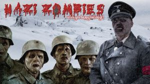 Dead Snow Holiday Wallpaper by Zaurask
