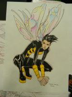 Wasp SDCC 2012 by TessFowler