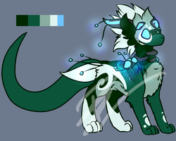 Custom GlowSprit Commission - Shrooms by SpoodleButt