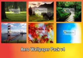 Aero Wallpaper Pack v4 by sreeejith