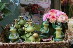 frogs are everywhere 14 by ingeline-art