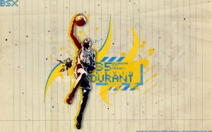 Kevin Durant - collab by sha-roo