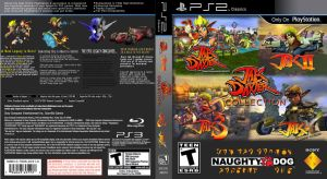 Jak and Daxter Collection by PacDuck