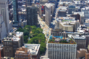 MINIATURE NEW YORK by NINJAIWORKS