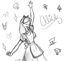 .:Alice:. by CadaverousPallor