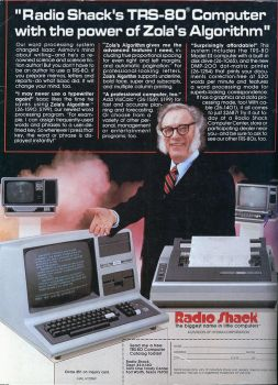 Hydra Shack 1980's Ad by Brian-Snook