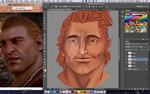 Practice with Varric by ReaperClamp