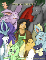 Pokemon Breeder Cover by Jelleh-the-Bean