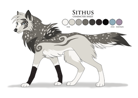 Sithus Character Sheet by HailDawn