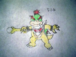 Bowser Jr.'s new wand by Vyel