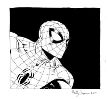 Spider-Man by ReillyBrown