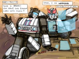 TF-JAZZ and PROWL by enedloss