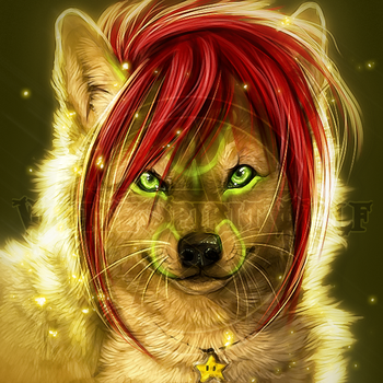 .:sunglow:. by WhiteSpiritWolf