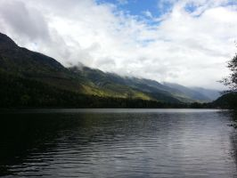 Summit Lake Stock 1 by SimplyBackgrounds