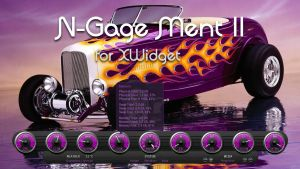 N-Gage Ment II for xwidget by jimking
