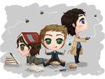 Team Free Will by Hanna-Victoria