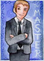 DW - The Master  -aceo card- by Kuchiki-Narla
