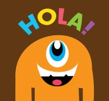 Hola Monster by manriquez