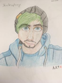 Jacksepticeye by TheSpaceCadets