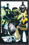 Marvel Blackest Night crossover_color by LangleyEffect