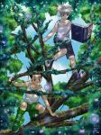 On the Branches of a Tree by Azula-Kurohime