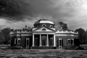 Monticello by freedomfighter12