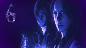 RE6 Helena and Leon by RPGxplay