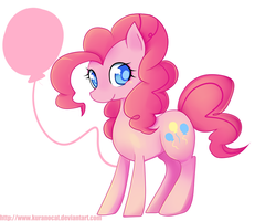 Pinkie Pie by KuranoCat