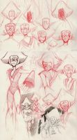 peridot sketches by pengosolvent