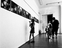 my photo excibition in Latvia by ssuunnddeeww