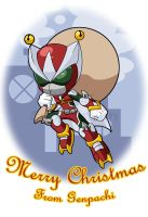 Merry Xmas Genpachi7 by rongs1234