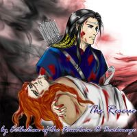 Fingon: The Rescue by EcthelionF