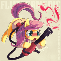 FlutterMedic by space-kid