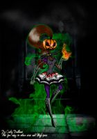 Fear The Pumpking Princess by Cindy-Brilliant