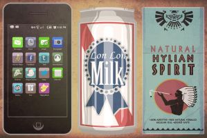Hipster Backgrounds by CauseImDanJones