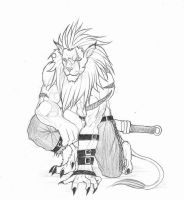 Leomon by Underdell
