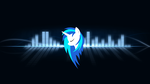 Vinyl Scratch Wallpaper by I3luestyleZ